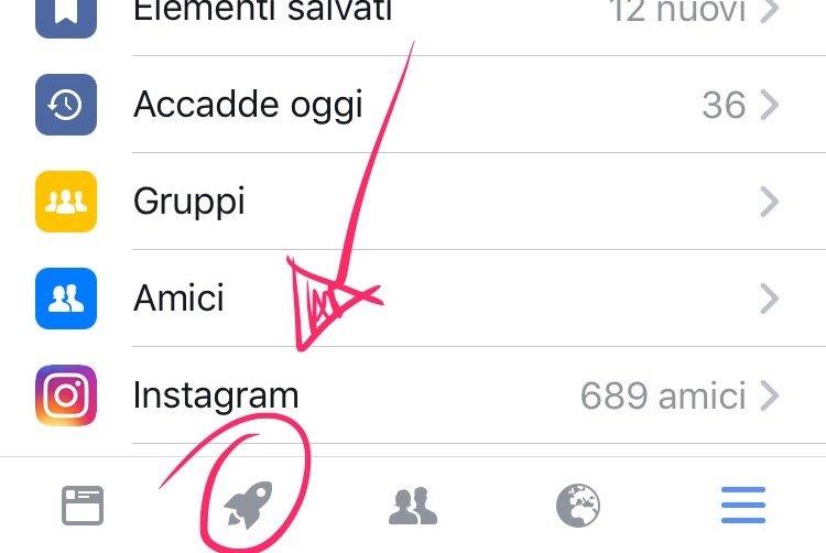 facebook razzo