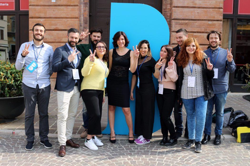Brand Festival social team