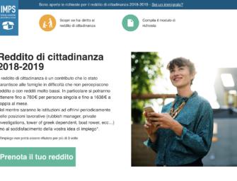 """Reddito di cittadinanza e """"IMPS"""": la dimostrazione (ennesima) dell'analfabetismo digitale"""
